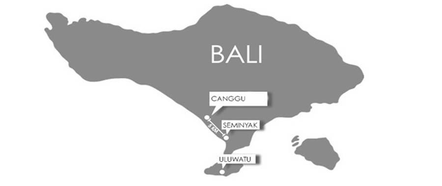 mer de Bali