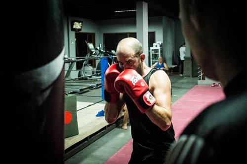 Prendre un cours de boxe à Daily Gym