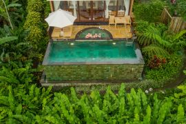 Villa Munduk 1 bedroom with jacuzzi